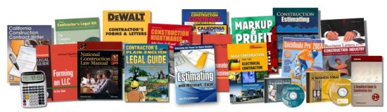 Business, Office, Legal & Estimating Books, Forms & Related Items
