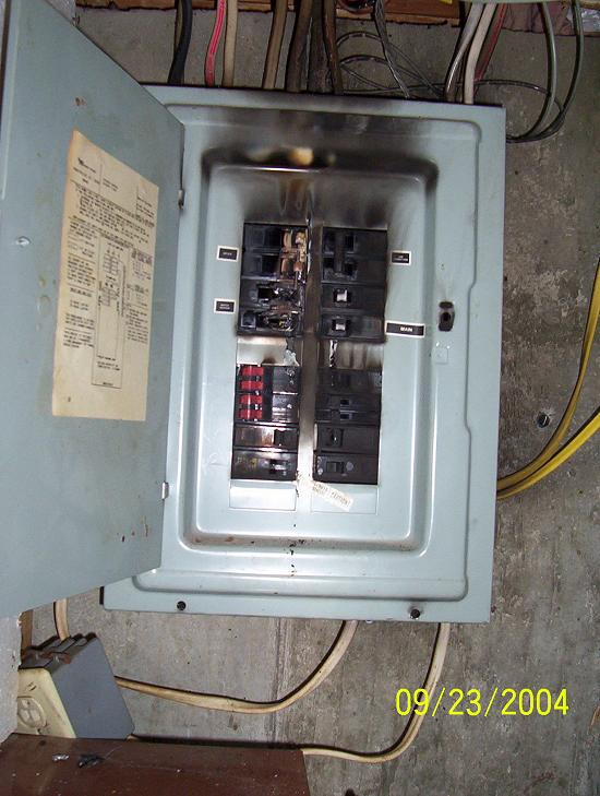a little burnt ecn electrical forums House Fuse Box House Fuse Box
