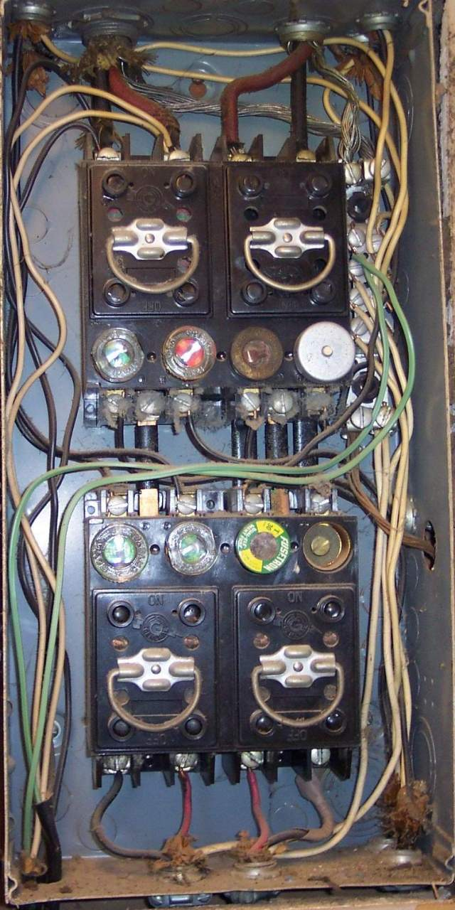 home fuse box 1957 fuse box violations - ecn electrical forums electric home fuse box #7