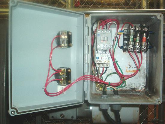 start stop station rewire ecn electrical forums. Black Bedroom Furniture Sets. Home Design Ideas