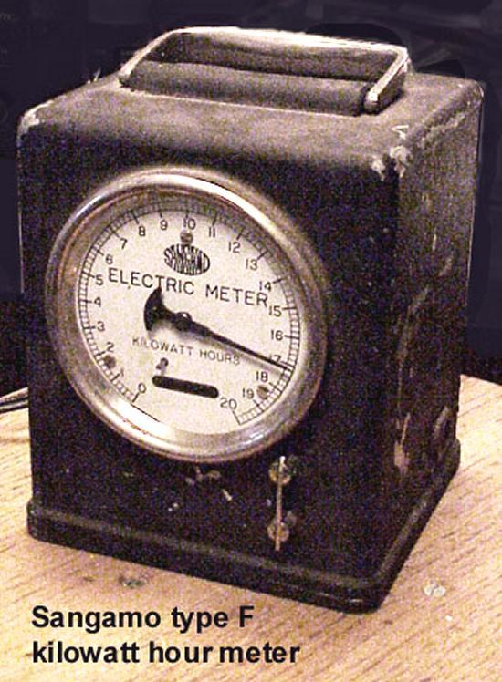 Hour Meter Made In Usa : Portable kilowatt hour meter ecn electrical forums