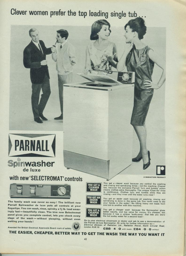 British 1960s Ads Ecn Electrical Forums