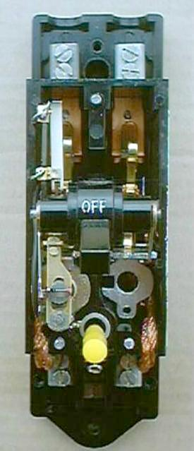 Voltage-operated Earth-leakage Circuit-breaker