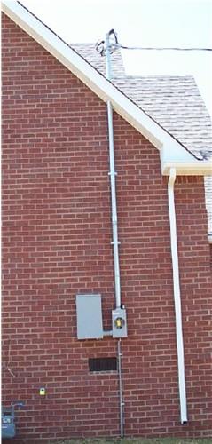 Set Screw Fitting On Service Mast Riser Page 2