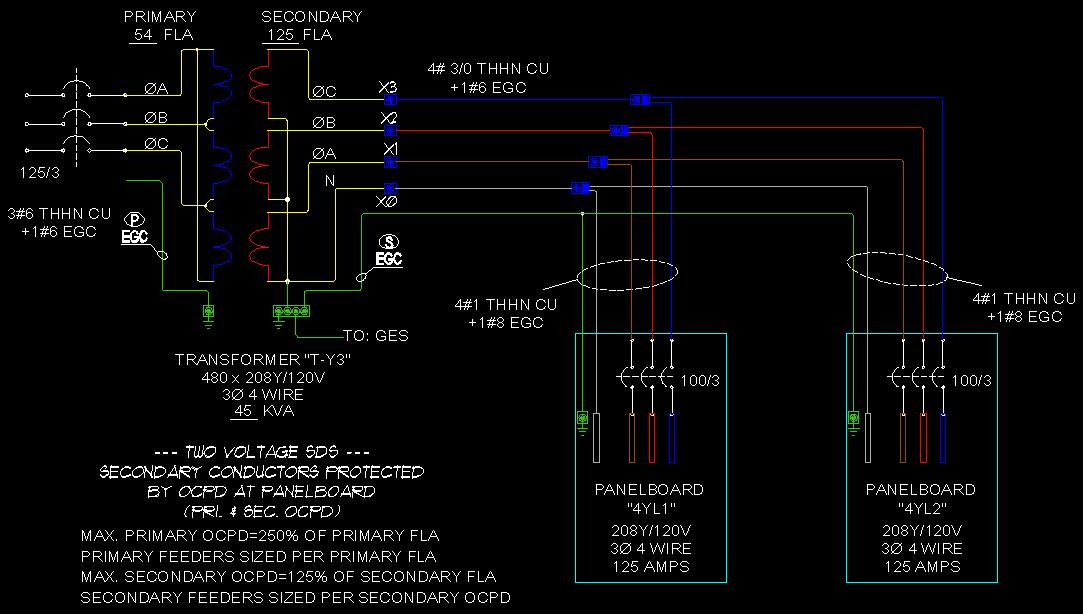 480v 3 Phase Wye Wiring - Catalogue of Schemas  Wires V Phase Wiring Diagram on