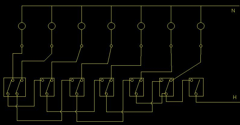 tunnel lighting wiring diagram   30 wiring diagram images